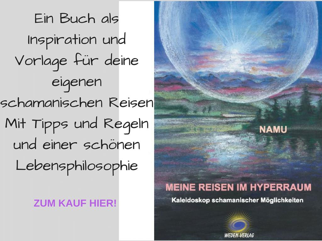 Ein Buch als Inspiration und Vorlage für deine eigenen schamanischen ReisenMit Tipps und Regelnund einer schönen Lebensphilosophie