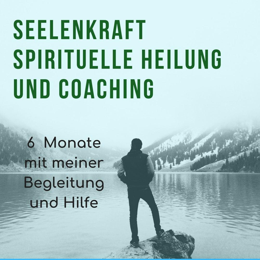 SEELENKRAFTspirituelle Heilung und Coaching