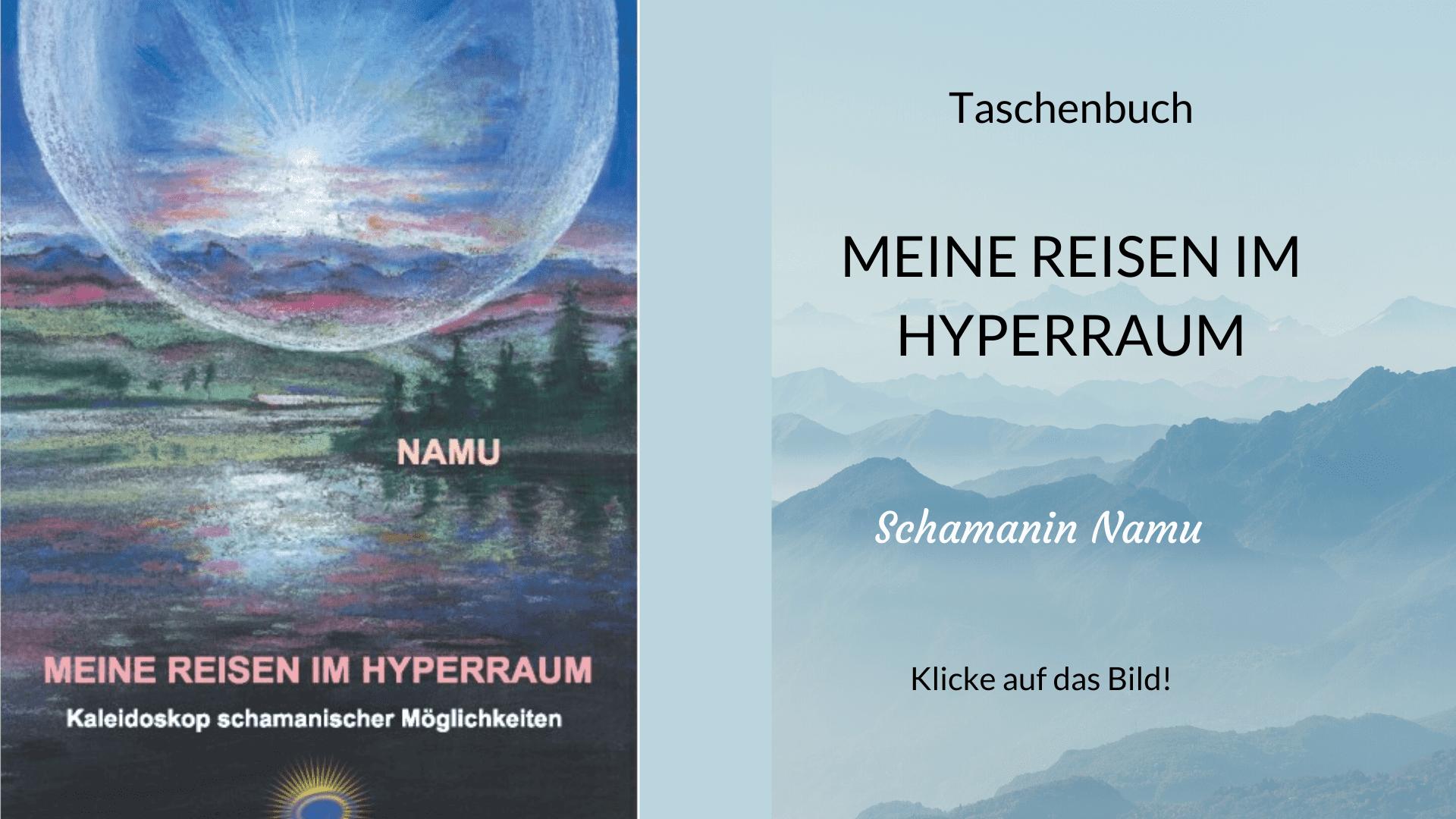 Taschenbuch MEINE REISEN IM HYPERRAUM-min